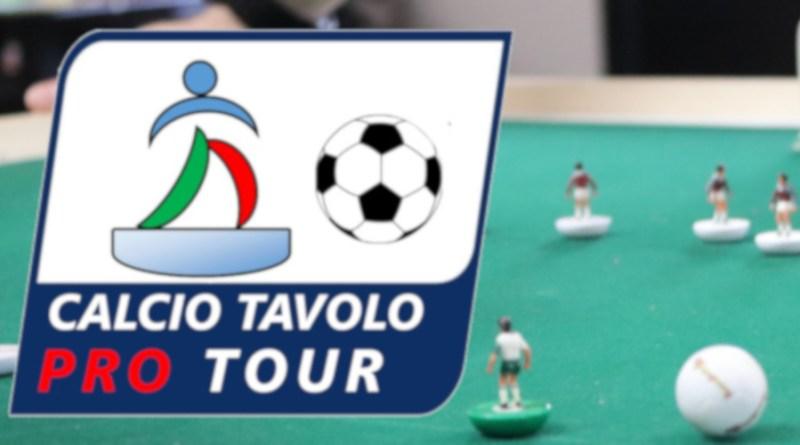 Logo Calcio Tavolo Pro Tour