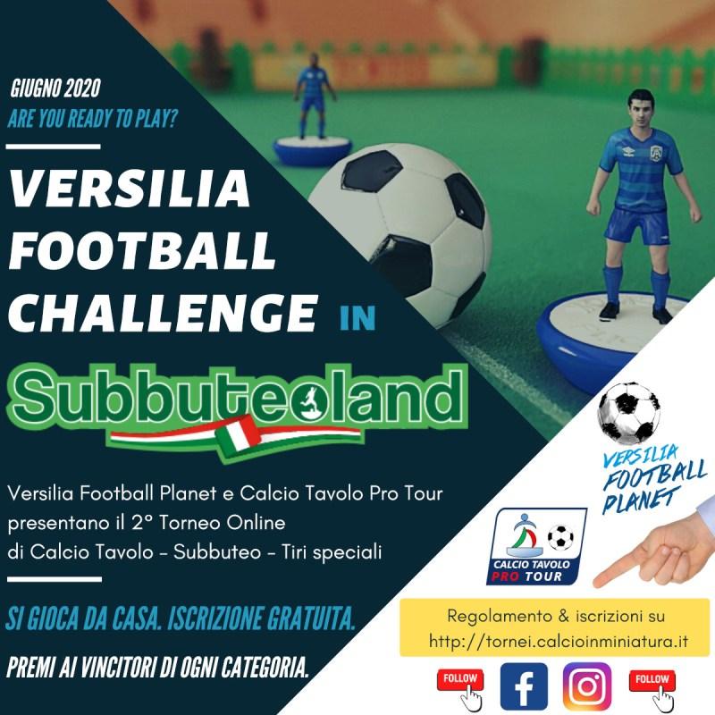 Torneo subbuteo Subbuteoland