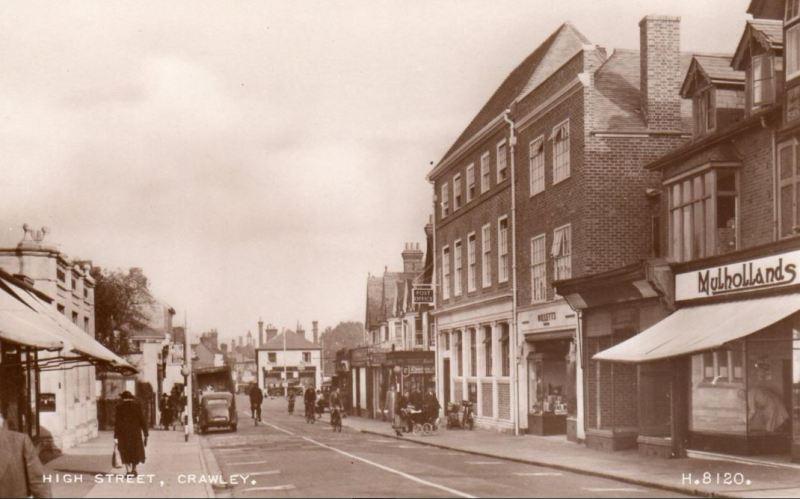 crawley Post office