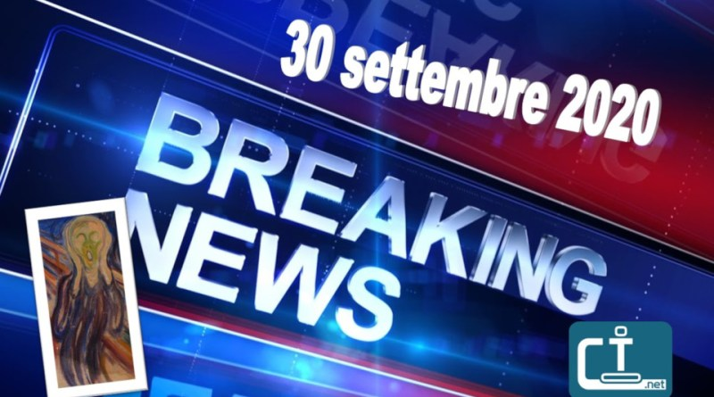 breaking news subbuteo 30 settembre