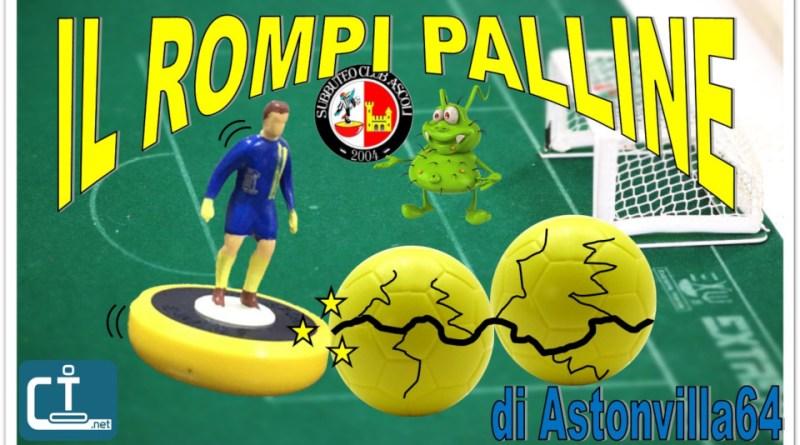 Rompi palline subbuteo 13 ottobre