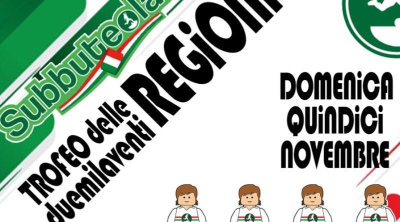 Copertina Trofeo delle Regioni di subbuteo tradizionale