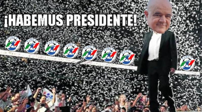 habemus presidente fisct subbuteo