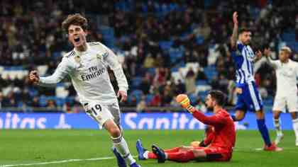 """Fiorentina; Odriozola and the curious background: """"I am right here because of …"""""""