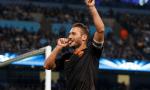 Totti gol Manchester City