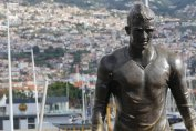 Cristiano Ronaldo Statua