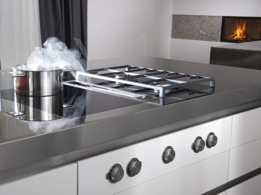 gabinetes de cocina blancos con encimeras de esteatita 9 Tipos De Encimeras Para Tu Cocina Astroclima Calderas