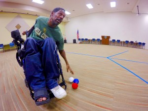 Boccia Clinic & Tournament @ VASDHS - Multipurpose Room | San Diego | California | United States