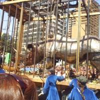La pequeña Gigante y el Rinoceronte. 2007
