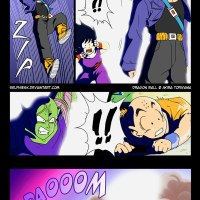Dragon Ball: Wrong time