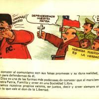 ¿Chileno, tú eres marxista?