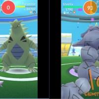 Las Incursiones y Gimnasios pimpeados en Pokemon Go