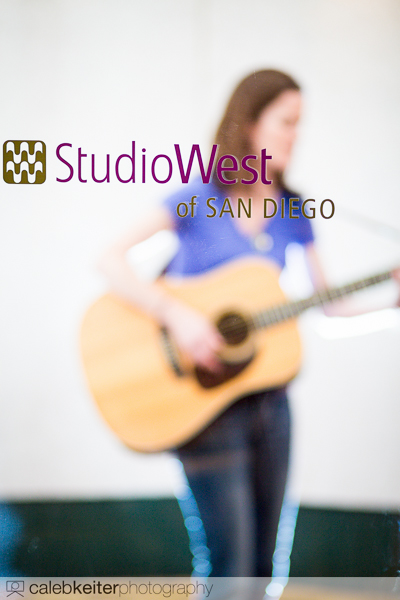 Studio West of San Diego with Christine Parker