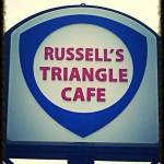 Russell's Triangle Cafe