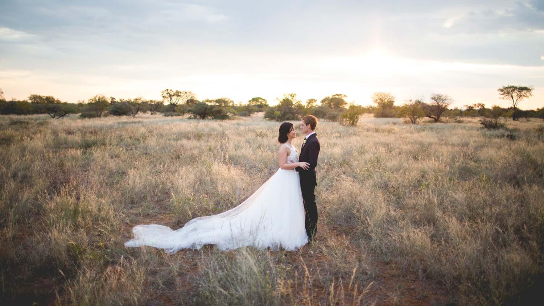 Bushvelt Bride