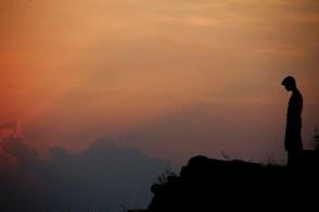 Solitude-At-death-lake-Pune
