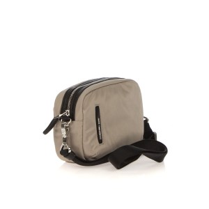 "Mandarina Duck pochette in tessuto ""Hunter"" Beige VCT01.14L simply taupe"