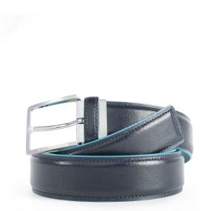 """Piquadro cintura in pelle """"B2 – Blue Square"""" CU4207B2.BLU2"""