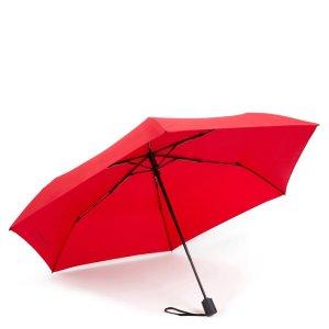 """Piquadro ombrello automatico in nylon """"OM6"""" Rosso OM5288OM6.R"""