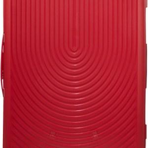 """Samsonite trolley medio in polipropilene """"Hi-Fi"""" Rosso KD8002.00 red"""