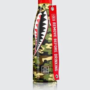 "Bboom bottiglia termica in acciaio ""Thermal"" Camouflage BB.06 camouflage"