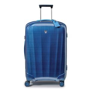 "Roncato trolley medio in polipropilene ""We Are Glam"" Blu 5952.5303 blu/acciaio"