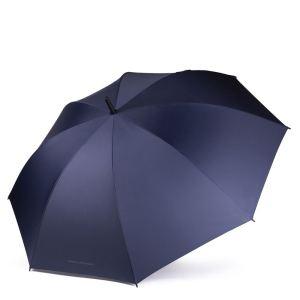 "Piquadro ombrello manuale in nylon ""OM6"" Blu OM5643OM6.BLU"