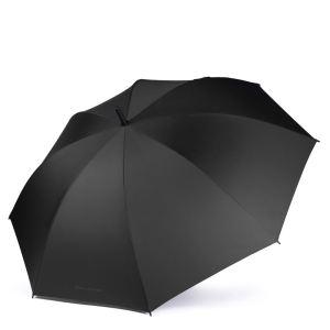 "Piquadro ombrello manuale in nylon ""OM6"" Nero OM5643OM6.N"