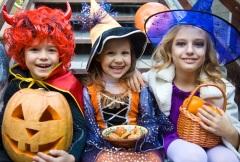 Хэллоуин — канун Дня всех святых