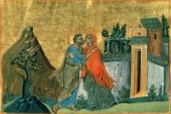 Память праведных Богоотец Иоакима и Анны