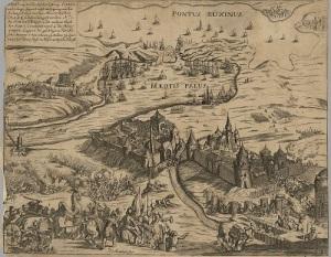 Русскими войсками взята турецкая крепость Азов