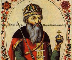 Русская православная церковь отметила тысячелетие крещения Руси