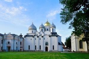 Освящение Софийского Собора – первой и важнейшей святыни Великого Новгорода