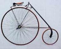 Велосипед «Eagle», 1890, продан в 2005 г за $11 550