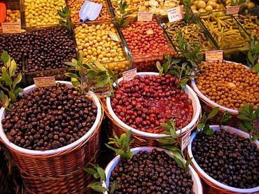 Баэну называют «испанской столицей оливок»