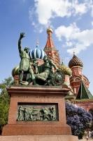 Памятник Минину и Пожарскому в Москве (Фото: volkova natalia, Shutterstock)