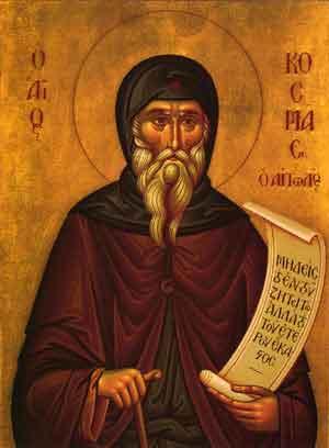 Risultati immagini per Sfântul Cosma Etolul