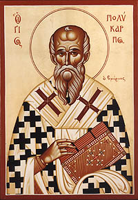 Sfântul Policarp al Smirnei