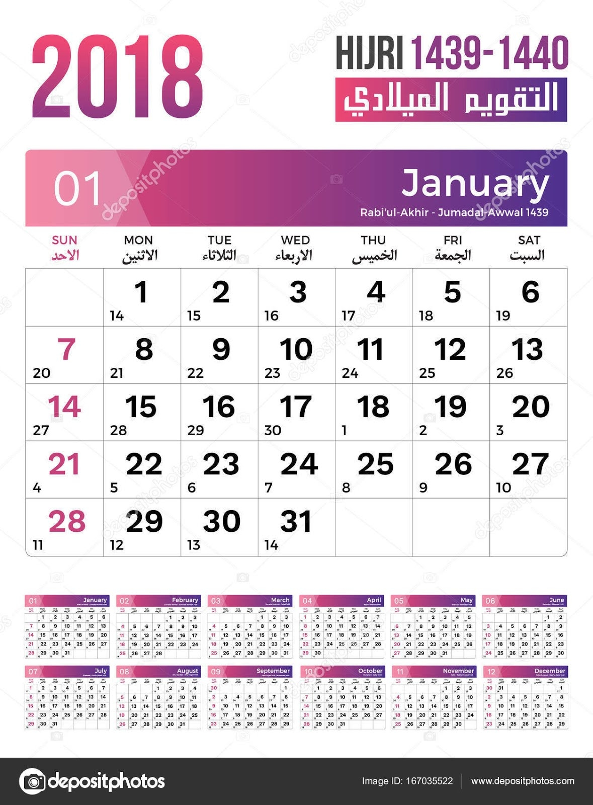 What Is The Islamic Date Today Free Calendar Template