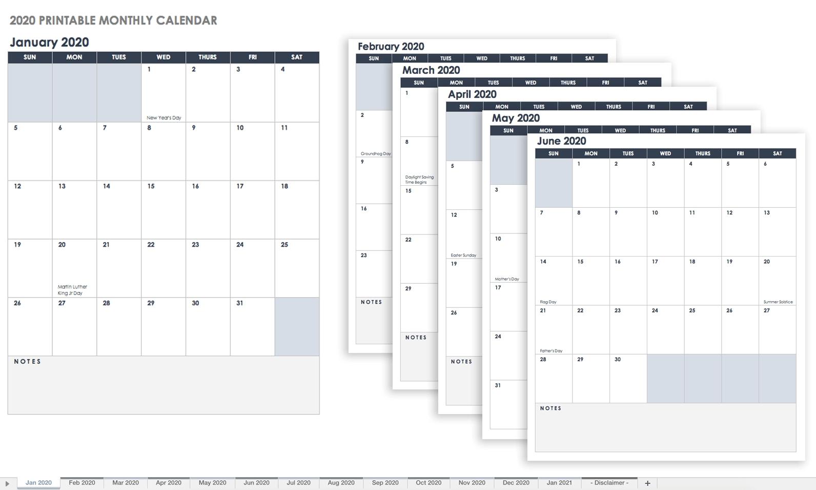 Create Calendar Excel Quarterly Calendar Template