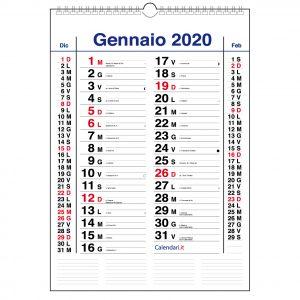 Calendariit 2020 Calendario Planner Agende Family