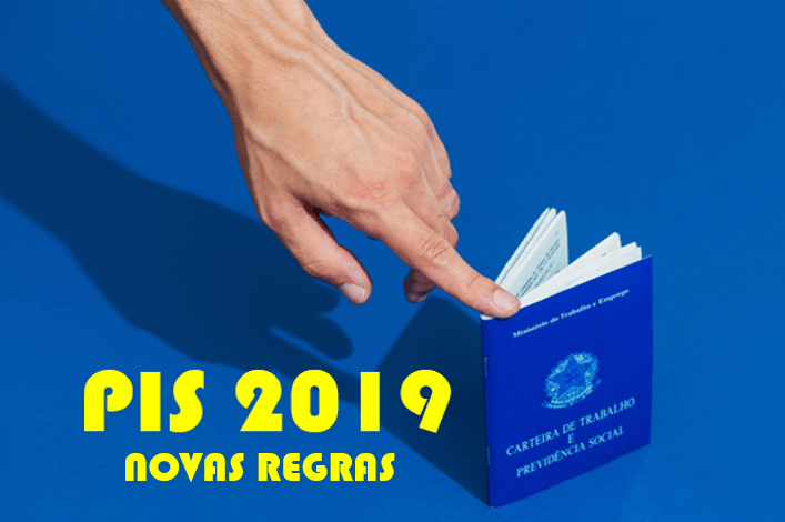 Novas regras do PIS 2019-2020