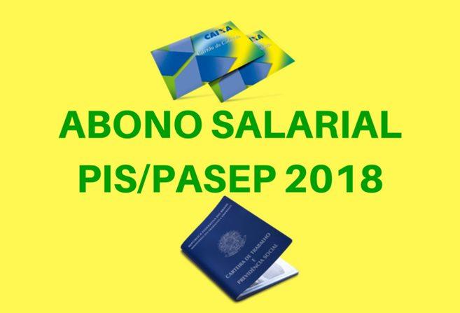 Abono Salarial 2018
