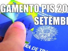 Pagamento PIS 2016 nascidos em Setembro