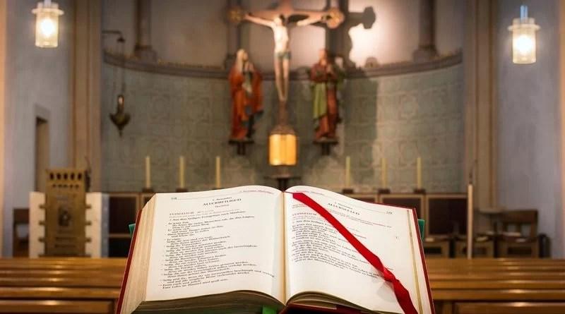Calendário Litúrgico em 2018 - celebrações litúrgicas da Igreja Católica Apostólica Romana