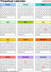 12 Calendar One 2013 Sheet Month