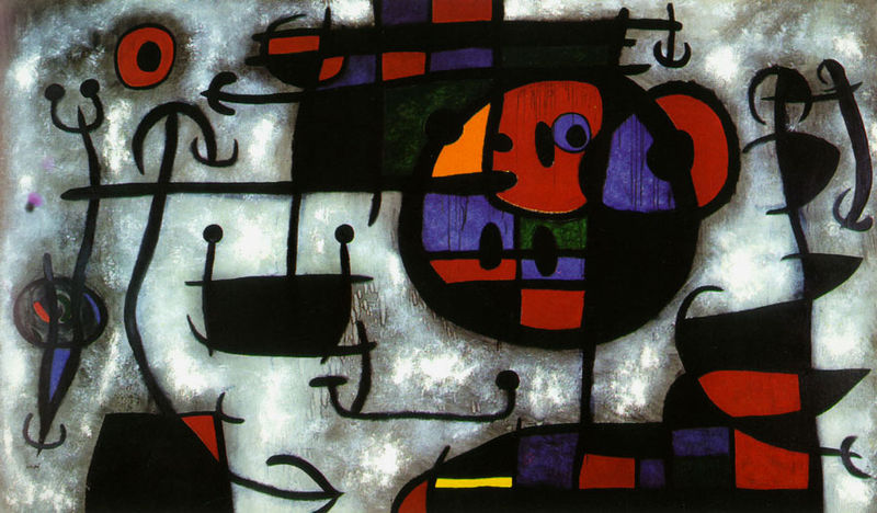 Joan Miró i Ferrà Art Calendars 2017