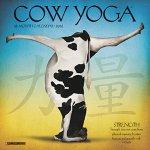 Cow Yoga Calendar