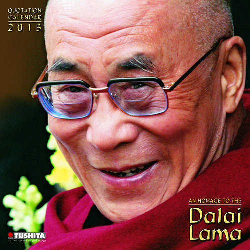 Dalai Lama Quotes Calendars 2017