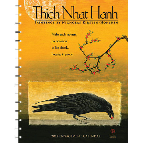Thich Nhat Hanh Planners 2017